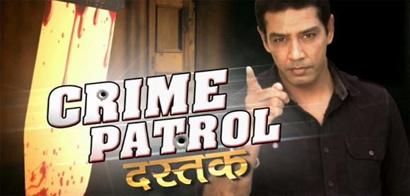 Anoop Soni in Crime Patrol