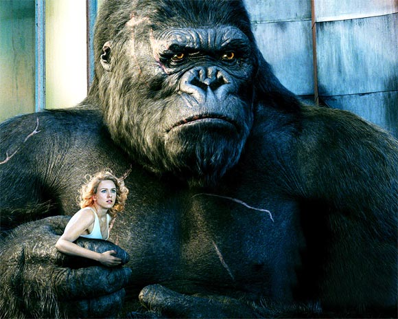 Naomi Watts in King Kong