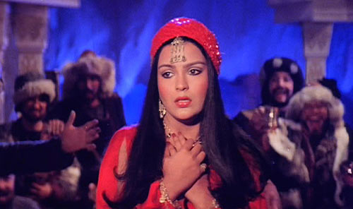A scene from Ali Baba Chalees Chor