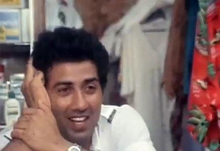 A scene from Samundar