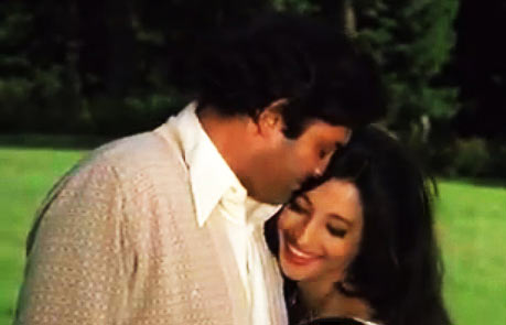 A scene from Aandhi