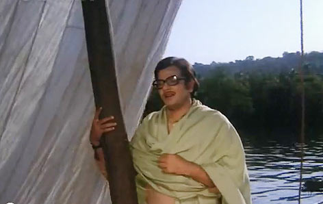 A scene from Khushboo