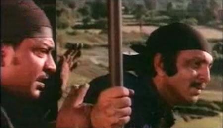 A scene from Kitaab