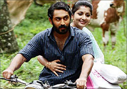  A scene from Lisammayude Veedu