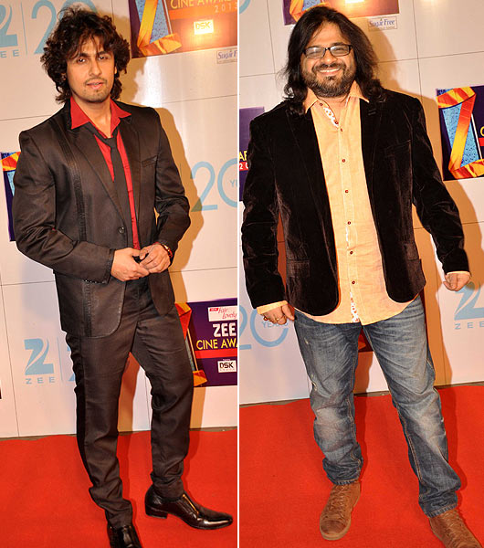 Sonu Nigam and Pritam