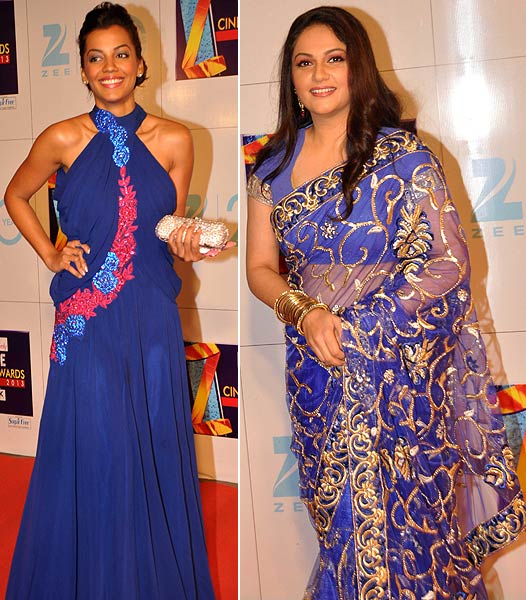 Mugdha Godse and Gracy Singh