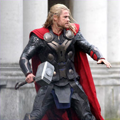 A scene from Thor: The Dark World