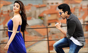 Ram Charan Nayak Movie Review Rediff