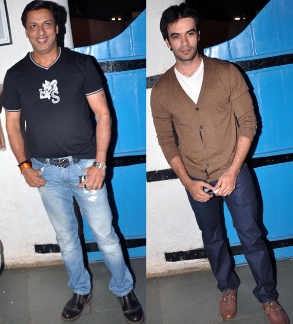 Madhur Bhandarkar and Puneet Malhotra
