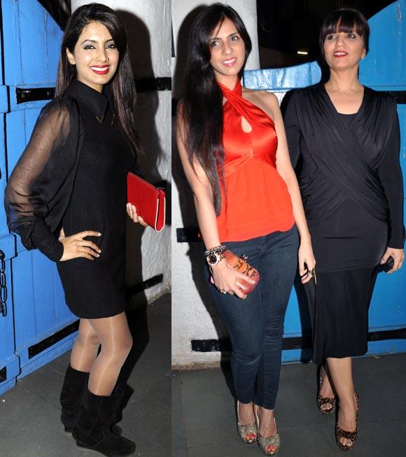 Geeta Basra, Nishkka and Neeta Lulla