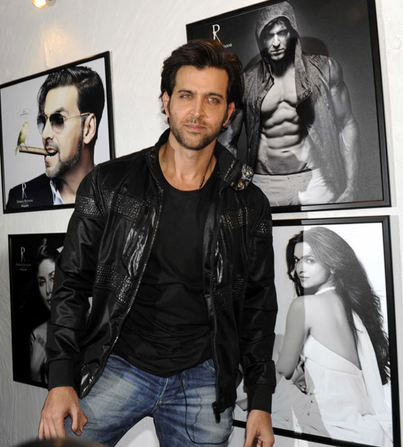Hrithik Roshan