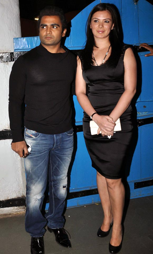 Sachiin Joshi and Urvashi Sharma