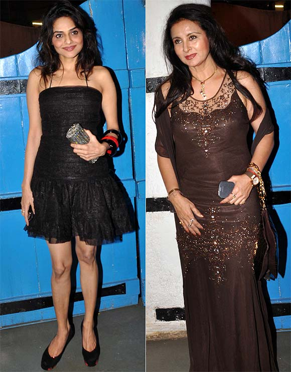 Madhoo and Poonam Dhillon