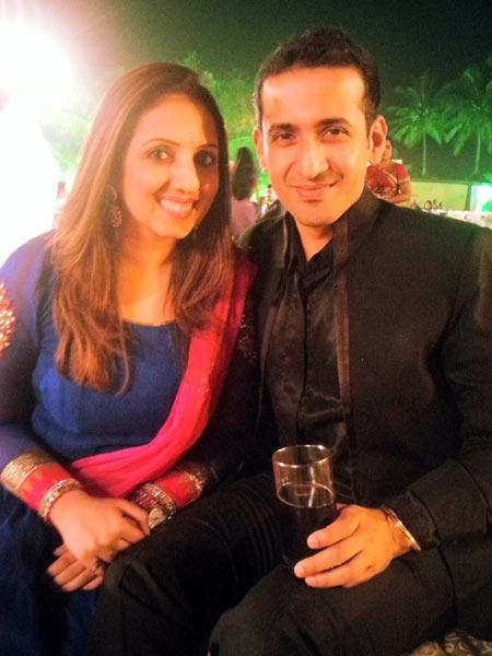 Munisha Khatwani, Harmeet Singh