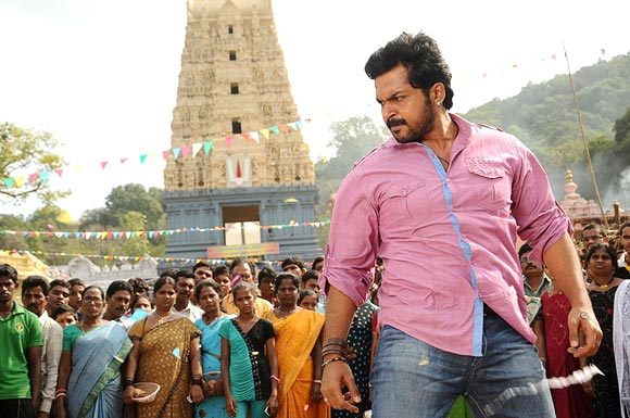 A scene from Alex Pandian
