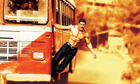 John Abraham Cuts A Brutal Picture In The First Look Of His New Film Shootout At Wadala