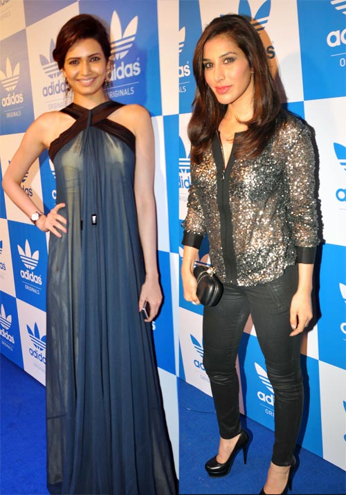 Karishma Tanna and Sophie Choudry