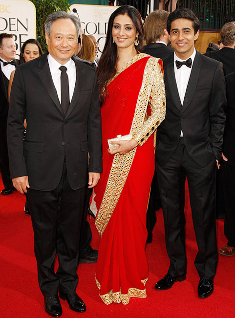 Ang Lee, Tabu and Suraj Sharma
