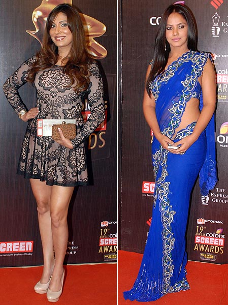 Pooja Missra and Neetu Chandra