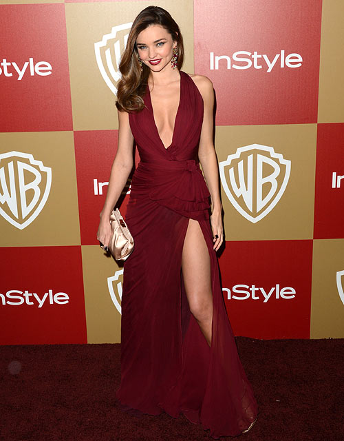 PIX: The HOTTEST Fashionistas at Golden Globes 2013 - Rediff.com Movies