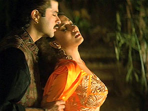 Anil Kapoor and Madhuri in Beta