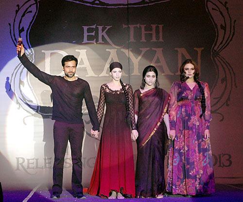 Emraan Hashmi, Kalki Koechlin, Konkona Sen Sharma, Huma Qureshi
