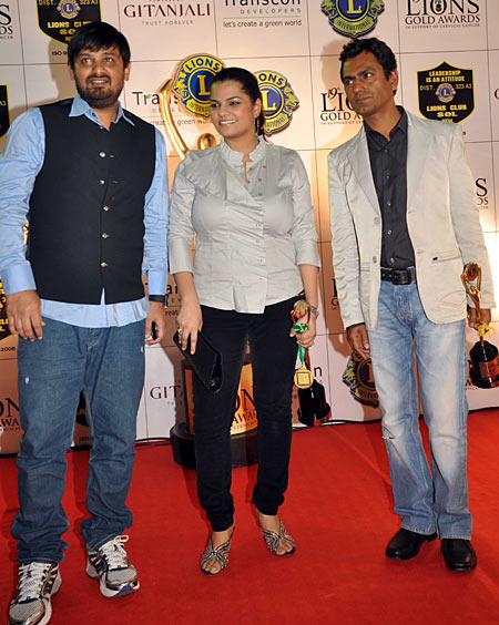 Wajid Ali, Mamta Sharma and Nawazuddin Siddiqui