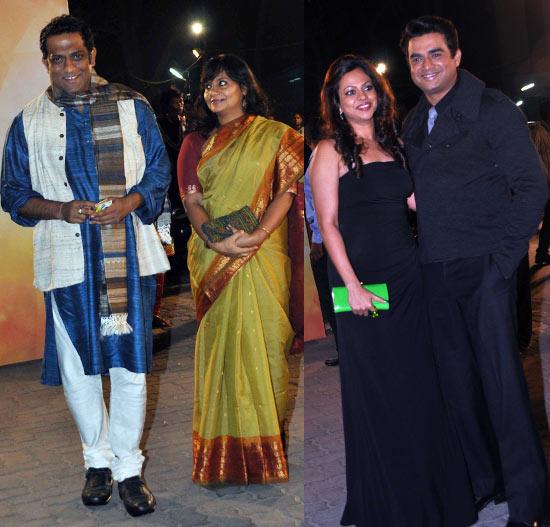 Anurag Basu and R Madhavan