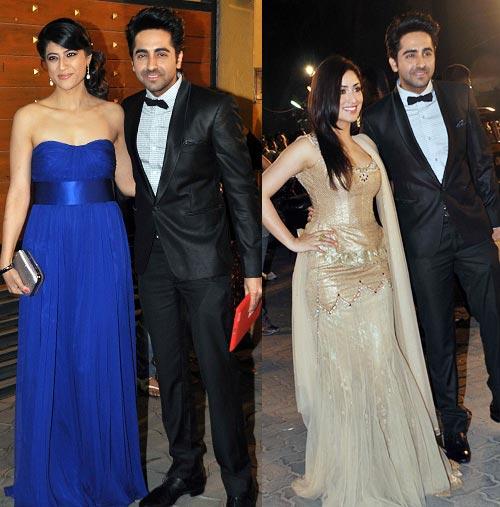 Tahira Kashyap, Ayushmann Khurrana and Yami Gautam