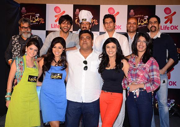 Rucha Gujrati, Debina, Banerjee, Ram Kapoor, Ragini Khanna, Aishwarya Sakhuja, Anupam Shyam, Karanvir Bohra, Manoj Tiwary Amarr Upadhyay, Ajit Thakur and Aman Verma