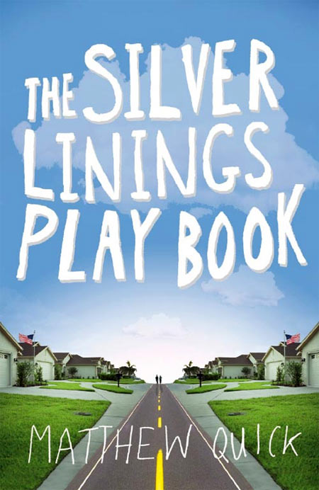 Book cover of Silver Linings Playbook