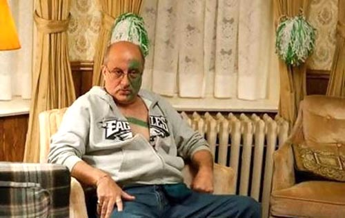 Anupam Kher in Silver Linings Playbook
