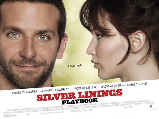 Movie poster of Silver Linings Playbook