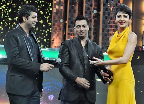 Kunal Kohli, Madhur Bhandarkar and Anushka Sharma