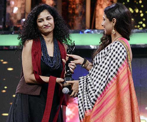Gauri Shinde and Vidya Balan