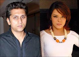 Mohit Suri and Udita Goswami