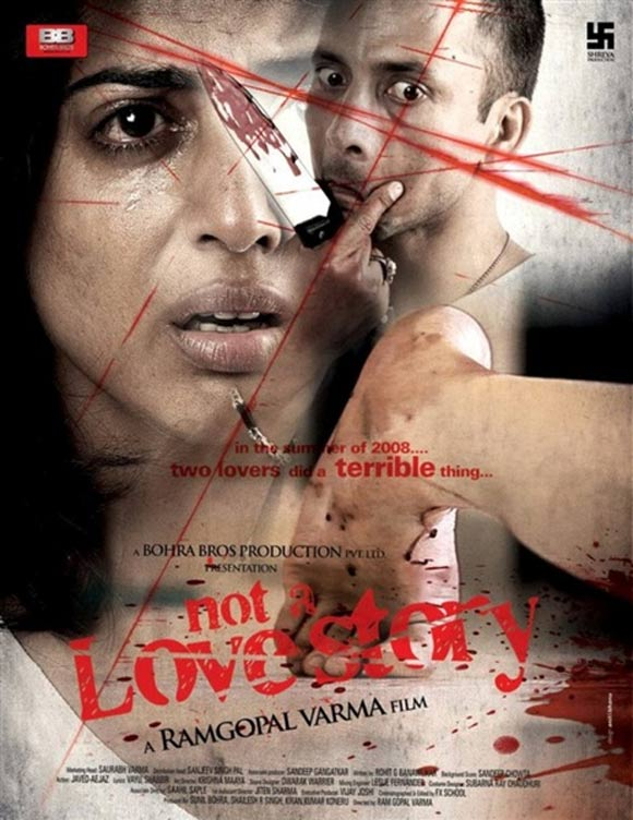 Movie poster of Not A Love Story