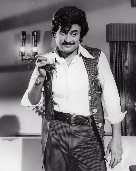 Rajinikanth in Gayatri