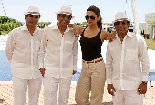Hussain, Mustan, Deepika Padukone, Abbas