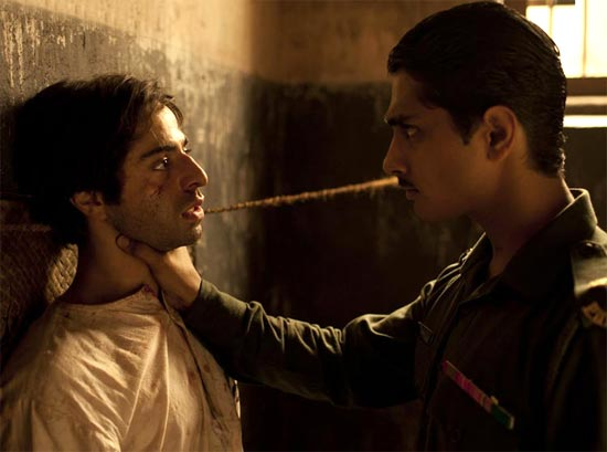 Satya Bhabha and Siddharth in Midnight's Children