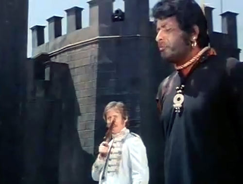 Manoj Kumar in Kranti