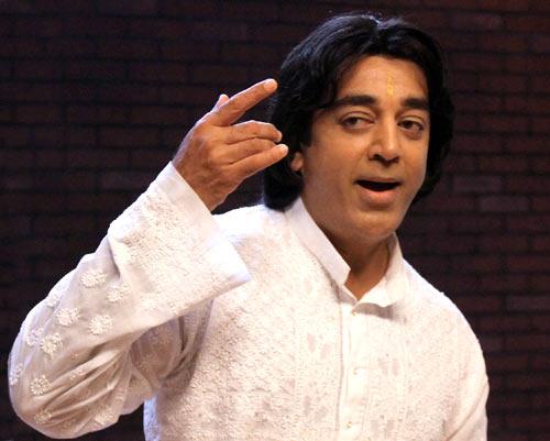 Kamal Haasan in Vishwaroopam