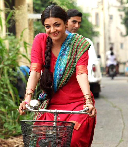 Kajal Aggarwal in Special Chabbis