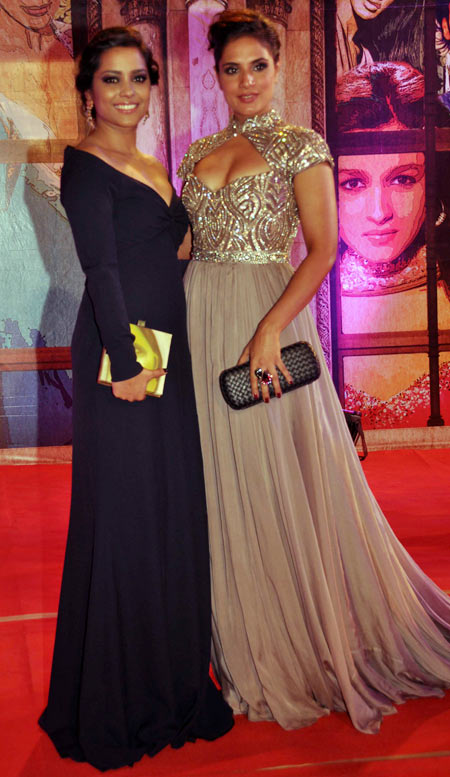 Shahana Goswami and Richa Chaddha