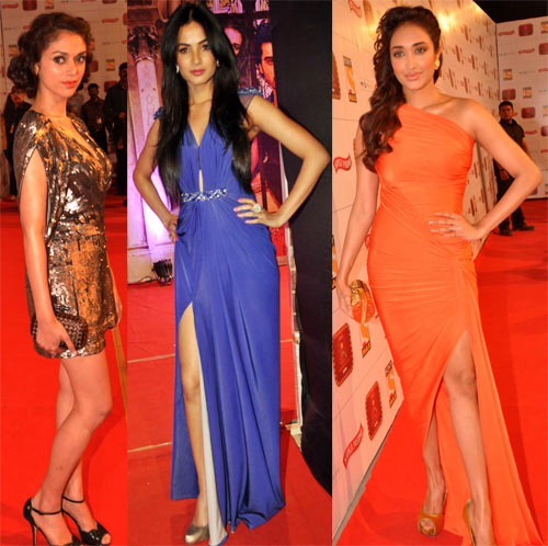 Aditi Rao, Sonal Chauhan and Jiah Khan