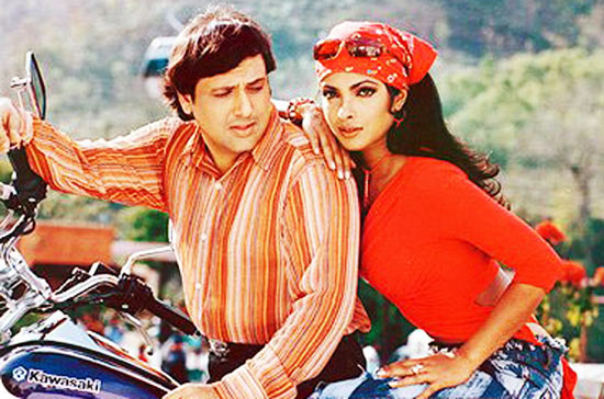 A scene from Deewana Main Deewana