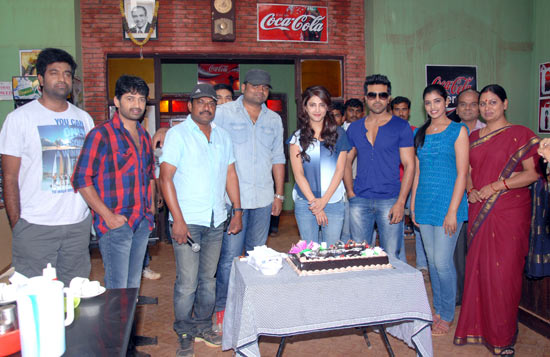 The Yevadu team