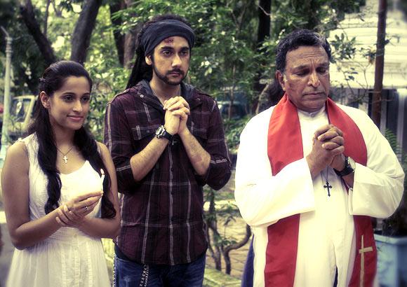 Shweta Pandit, Vinay Viramani and Naseer.