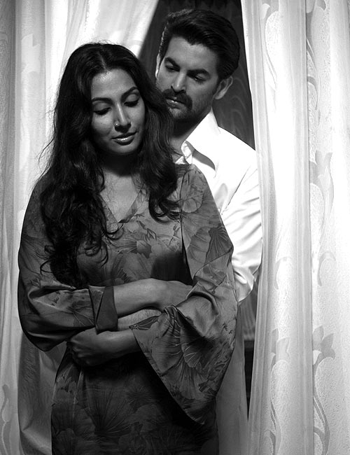 Monica Dogra and Neil Nitin Mukesh in David