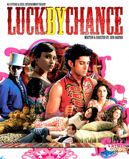 Luck By Chance, Zoya Akhtar's first film.
